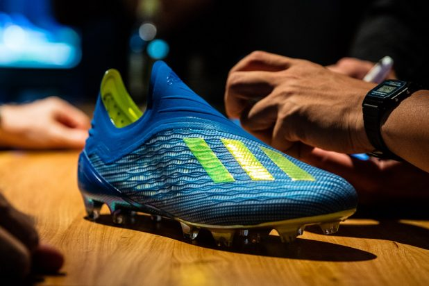 adidas X18 released
