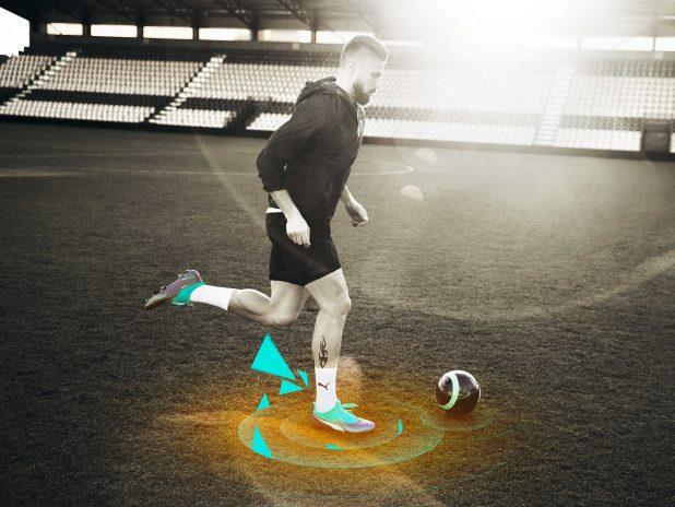 Giroud in Puma ONE