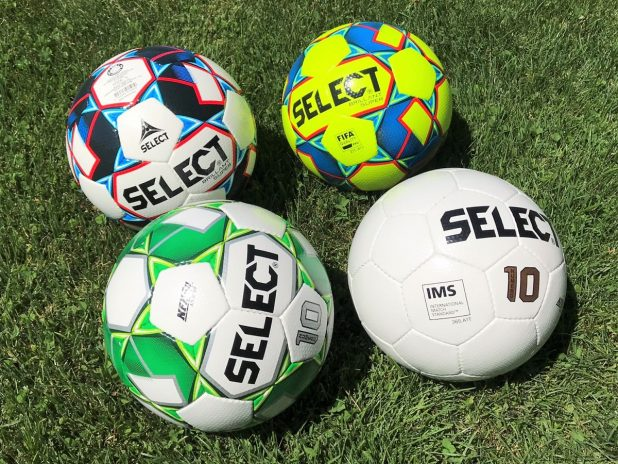 Select Sport Soccer Balls 2018