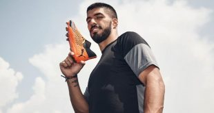 Luis Suarez switches to Puma
