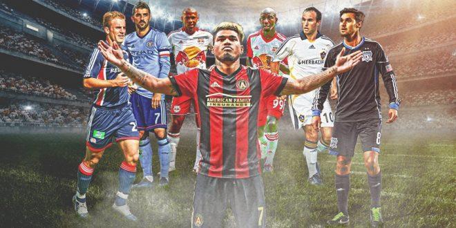 Martinez MLS Goal King