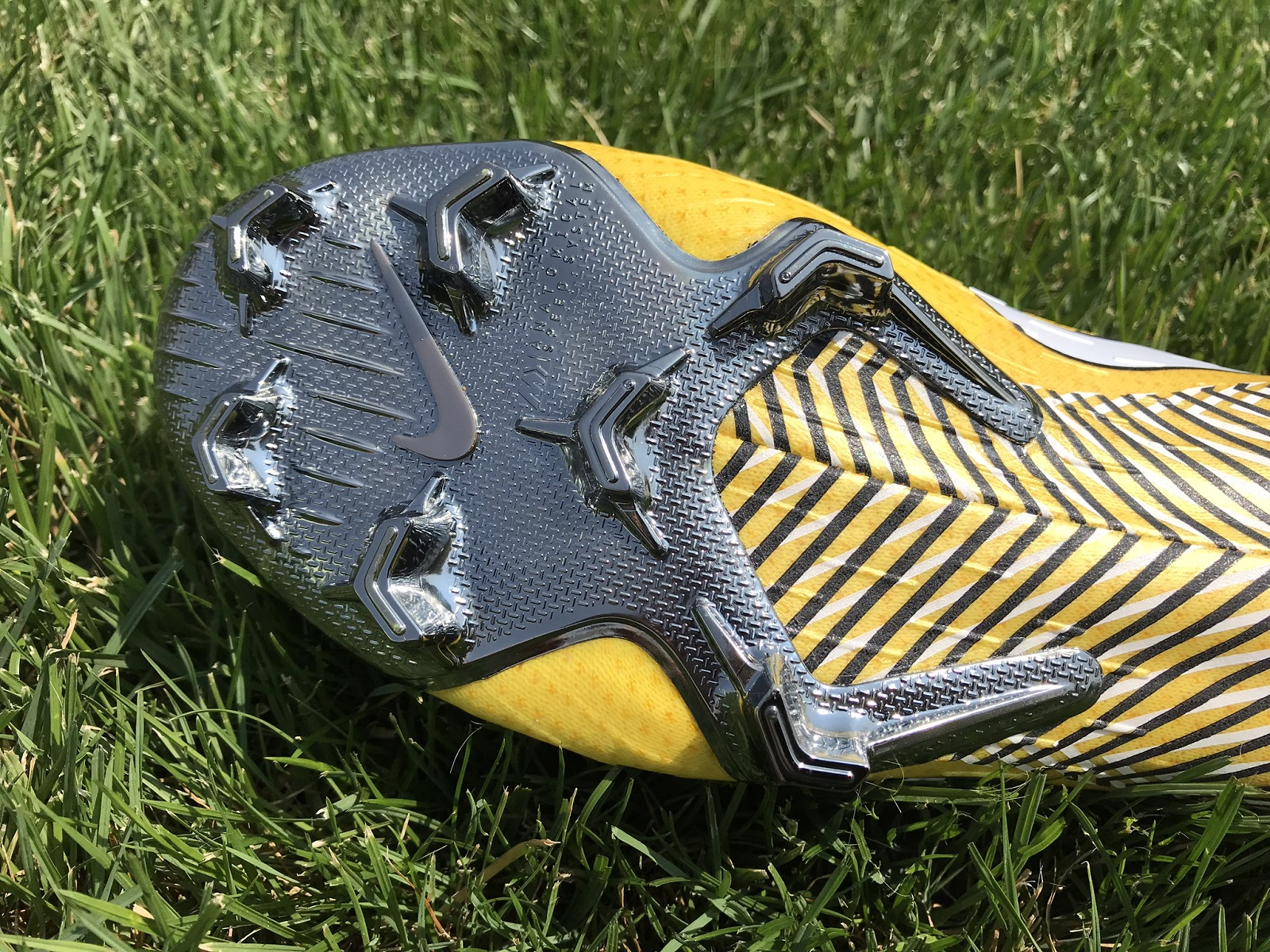 Nike Mercurial Vapor NJR Meu Jogo Soleplate Detailing