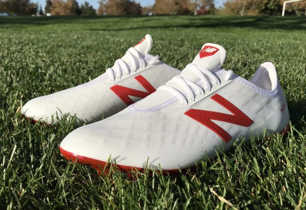 "a boot ""for the innovators who use speed and maneuverability to change the outcome of games."""