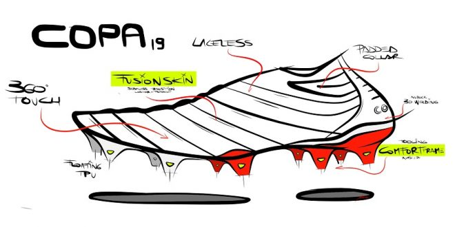 adidas Copa 19 – The Creation Story Behind the Boot