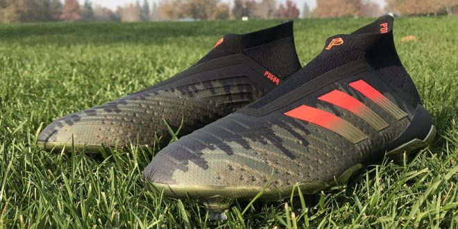 "Up Close – Paul Pogba Predator 18+ ""Soundwaves"""