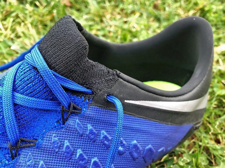 Nike Hypervenom Phantom III Collar and Fit
