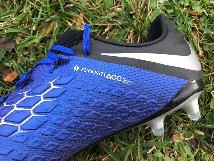 Nike Hypervenom Phantom III Heel Design