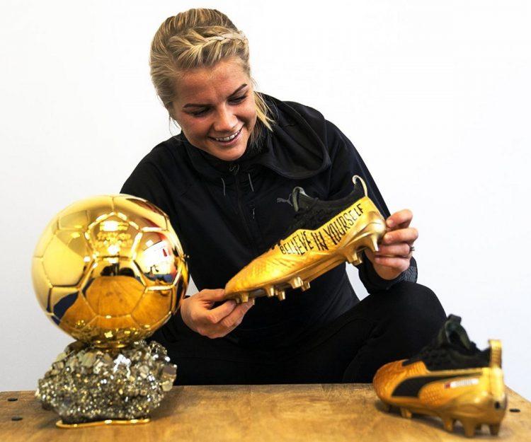 Puma ONE Gold Ada Hegerberg