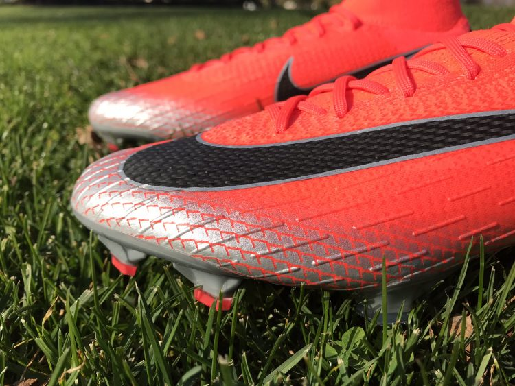 Red Nike Superfly CR7 Chapter 7