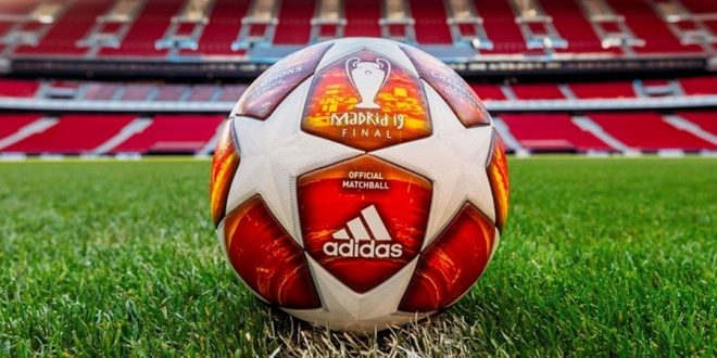 adidas Madrid Finale19 | Champions League Final Ball