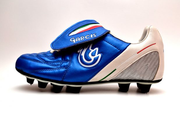 Garcis Boot with foldover tongue