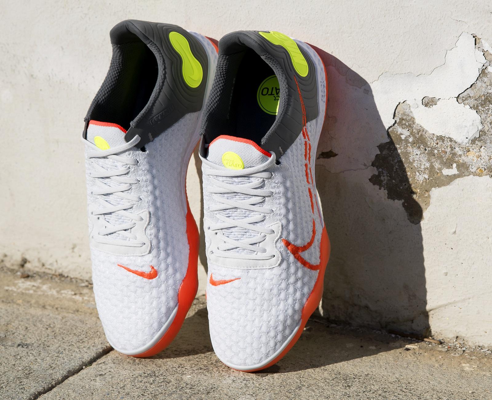Nike React Gato Futsal Shoes | Soccer Cleats 101